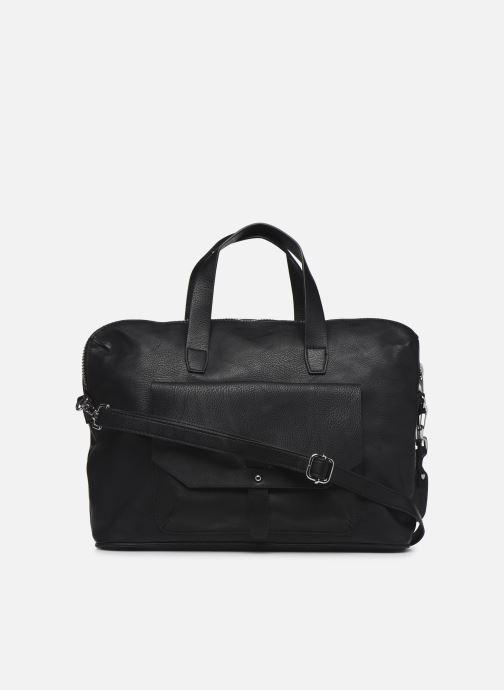 Sacs à main Esprit Isa working bag Noir vue face
