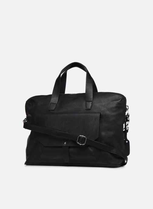 Sacs à main Esprit Isa working bag Noir vue droite