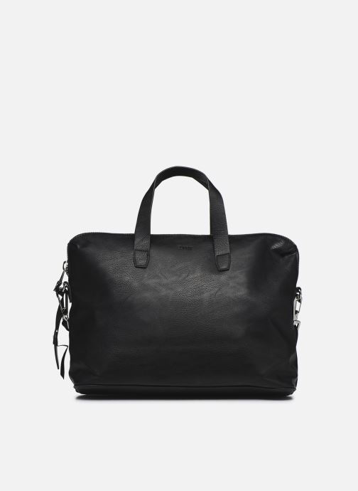 Handtassen Esprit Isa working bag Zwart detail