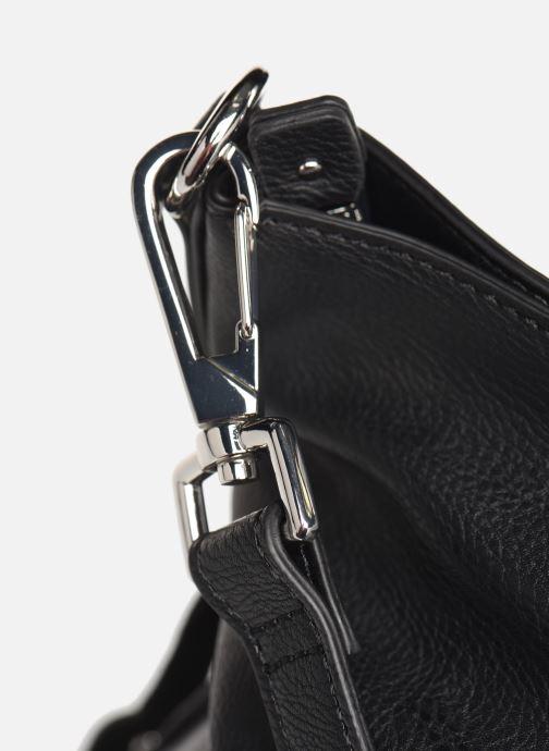 Handbags Esprit Isa medflpovshl Black view from the left