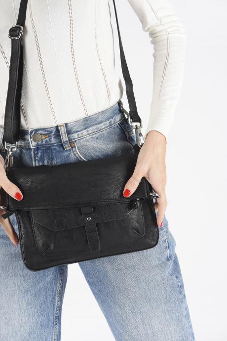 Handbags Esprit Isa medflpovshl Black view from underneath / model view