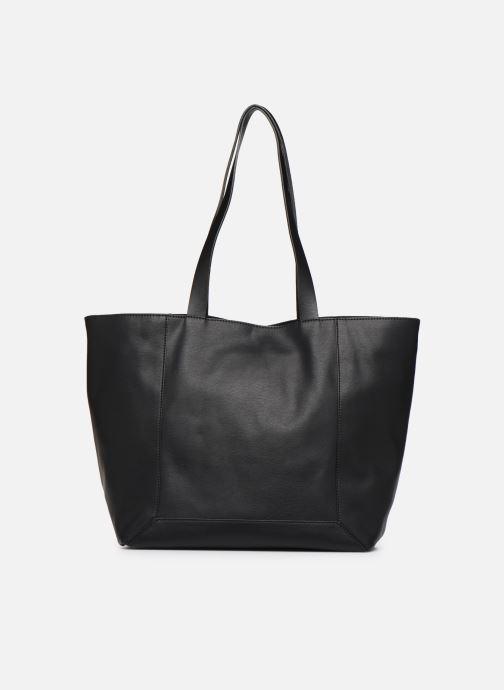 Handtassen Esprit Vala shopper Zwart voorkant