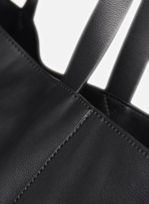 Handtassen Esprit Vala shopper Zwart links