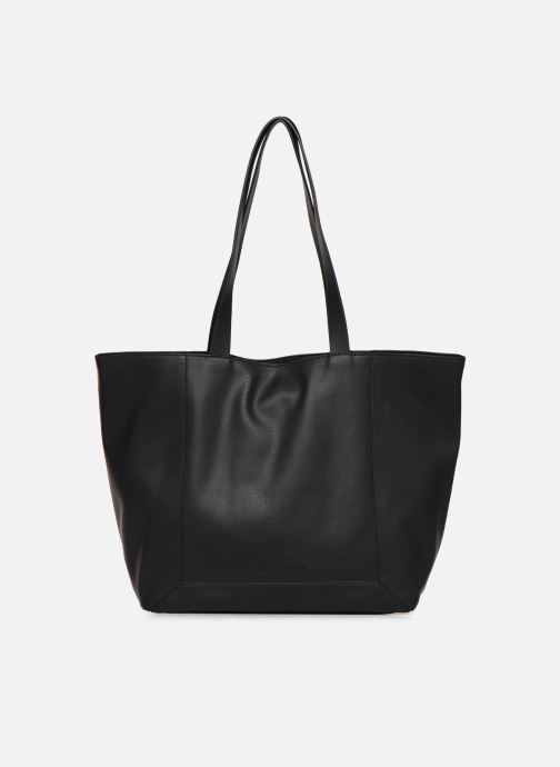 Handtassen Esprit Vala shopper Zwart detail