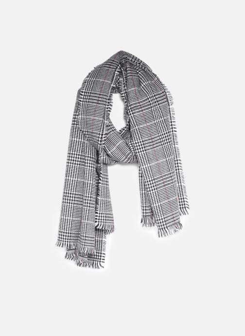 Echarpes et Foulards Esprit GlencheckScarf Noir vue détail/paire