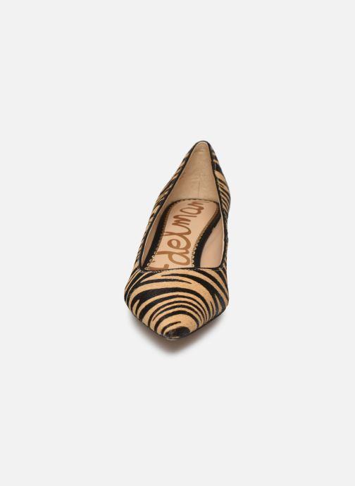 Escarpins Sam Edelman Dori Beige vue portées chaussures