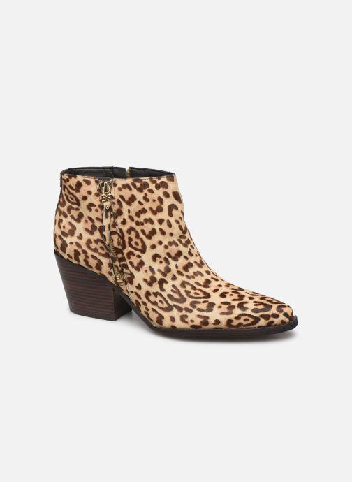Bottines et boots Sam Edelman Walden Beige vue détail/paire