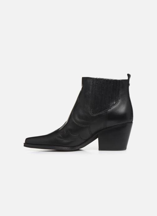 Bottines et boots Sam Edelman Winona Noir vue face