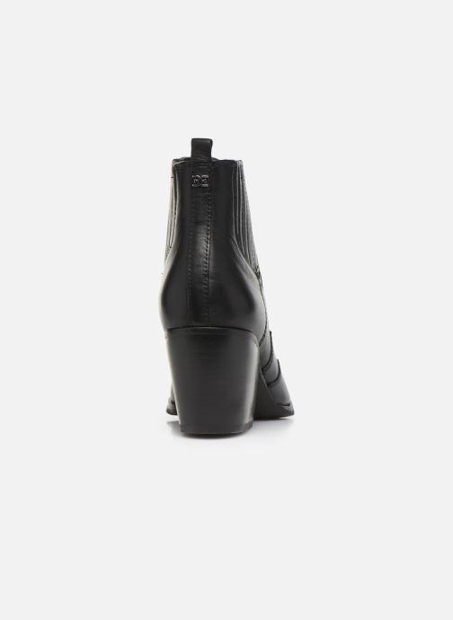 Bottines et boots Sam Edelman Winona Noir vue droite