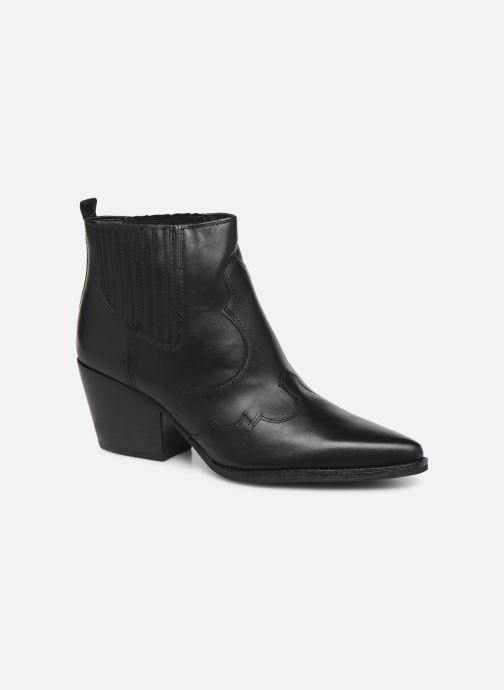 Bottines et boots Sam Edelman Winona Noir vue détail/paire