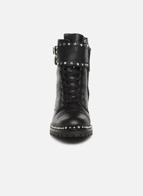 Bottines et boots Sam Edelman Jennifer Noir vue portées chaussures