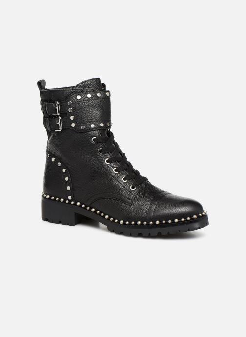 Bottines et boots Sam Edelman Jennifer Noir vue détail/paire