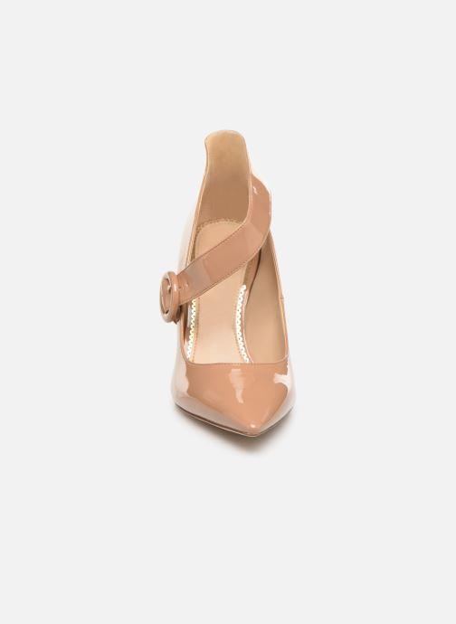 Escarpins Sam Edelman Hinda Beige vue portées chaussures