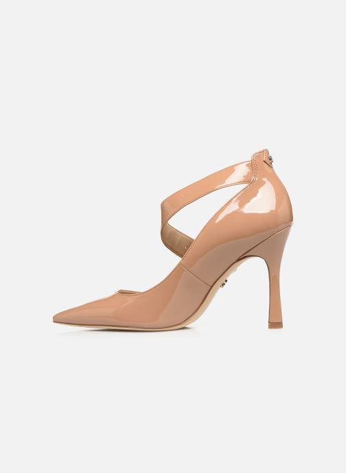 High heels Sam Edelman Hinda Beige front view