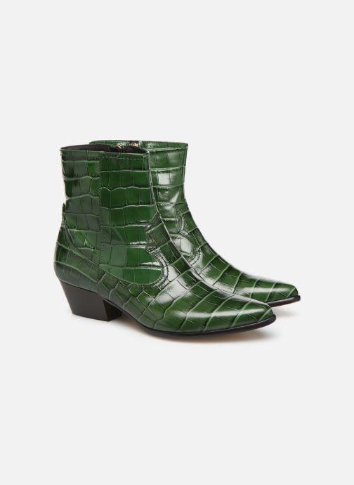 Boots en enkellaarsjes L.K. Bennett Choral Groen 3/4'