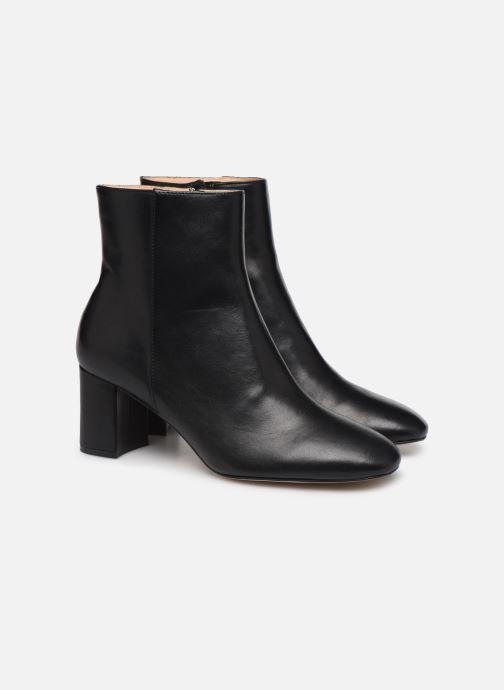 Bottines et boots L.K. Bennett Jette Noir vue 3/4