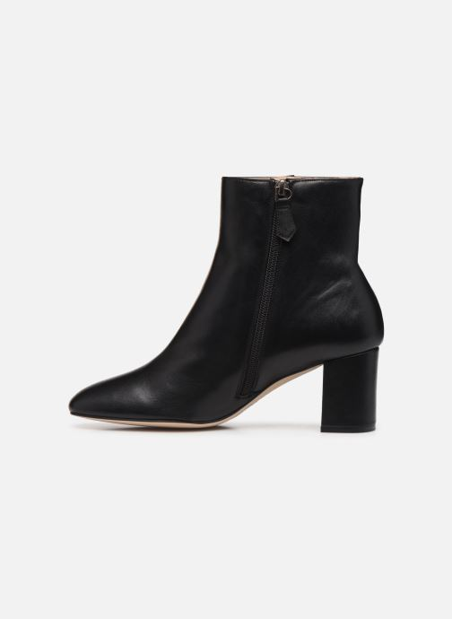 Bottines et boots L.K. Bennett Jette Noir vue face