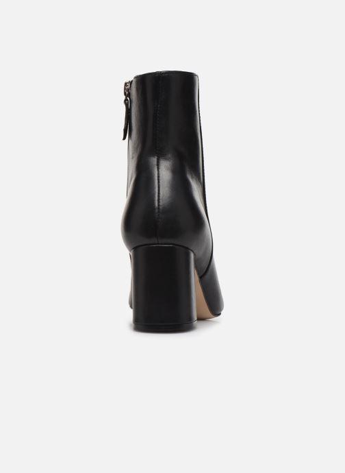 Bottines et boots L.K. Bennett Jette Noir vue droite