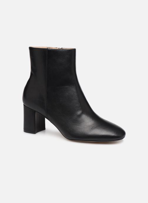 Boots en enkellaarsjes L.K. Bennett Jette Zwart detail