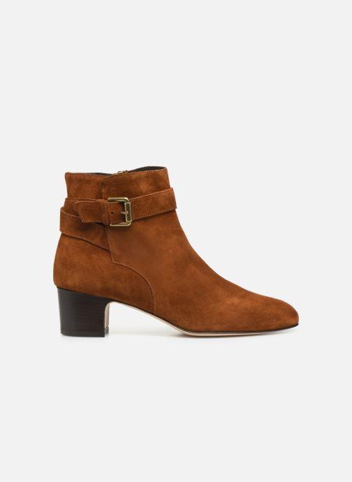 Boots en enkellaarsjes L.K. Bennett Jerrie Bruin achterkant