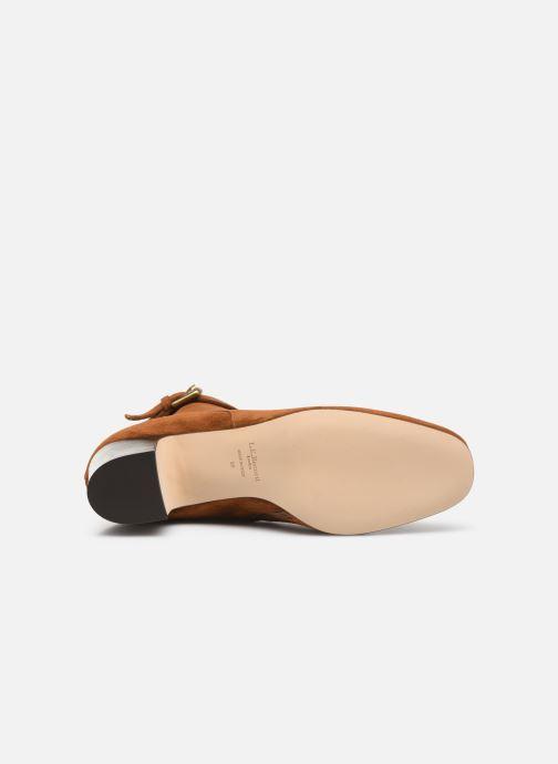 Boots en enkellaarsjes L.K. Bennett Jerrie Bruin boven