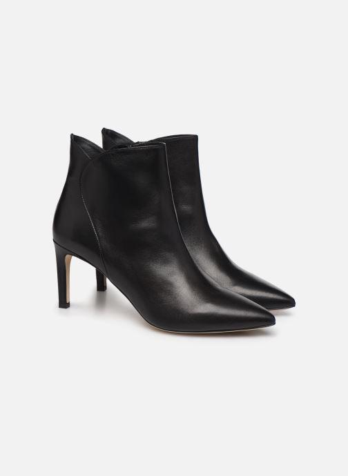 Bottines et boots L.K. Bennett Maja Noir vue 3/4