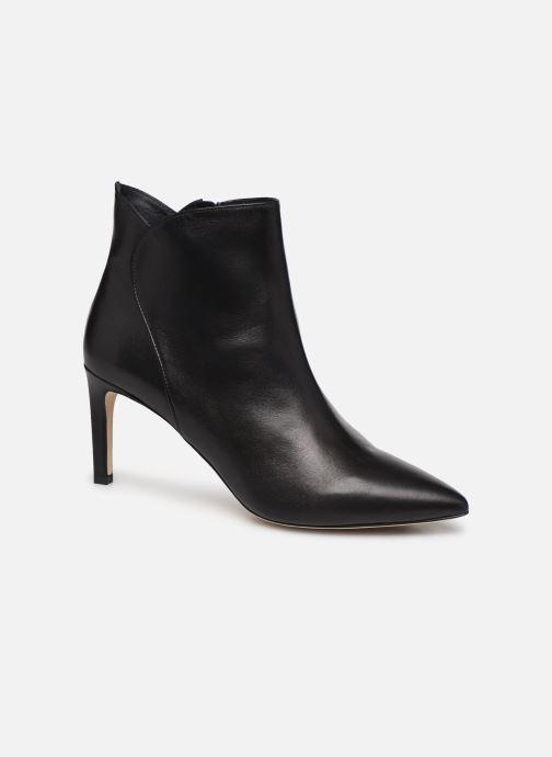 Bottines et boots L.K. Bennett Maja Noir vue détail/paire