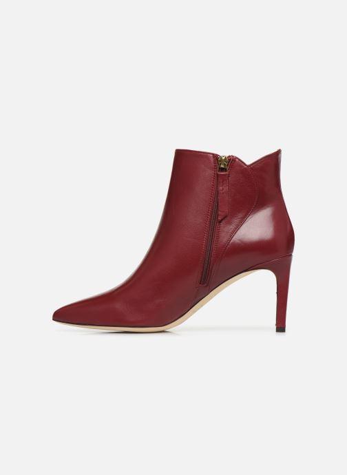 Bottines et boots L.K. Bennett Maja Rouge vue face