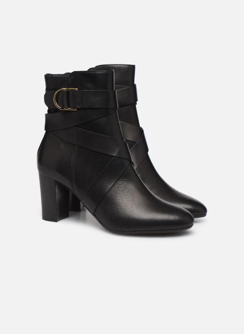Bottines et boots L.K. Bennett Raya Noir vue 3/4