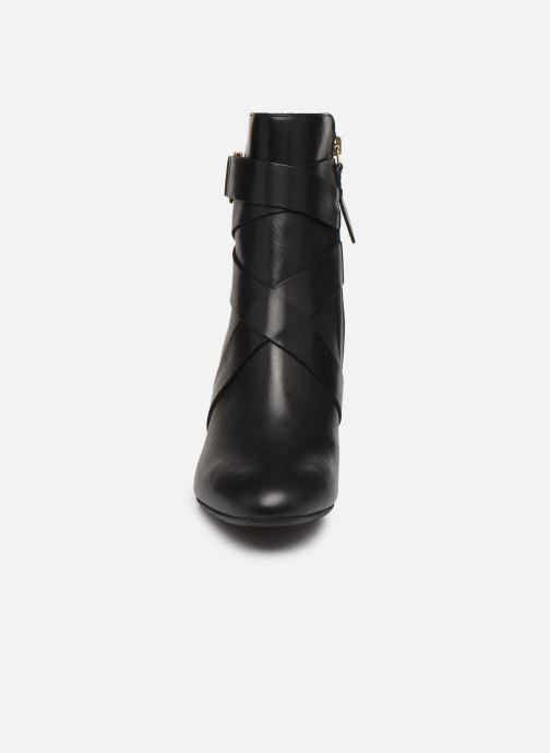 Bottines et boots L.K. Bennett Raya Noir vue portées chaussures