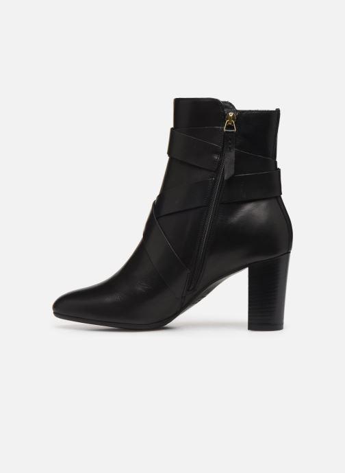 Bottines et boots L.K. Bennett Raya Noir vue face