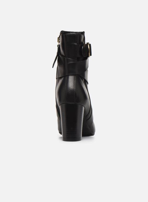 Bottines et boots L.K. Bennett Raya Noir vue droite