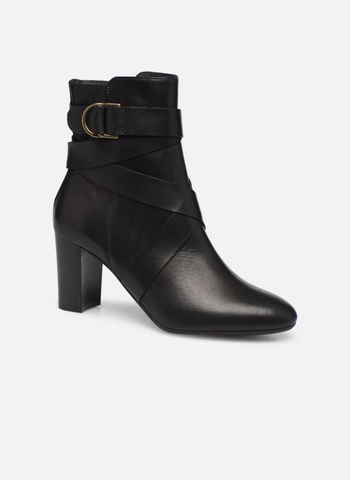 Bottines et boots L.K. Bennett Raya Noir vue détail/paire