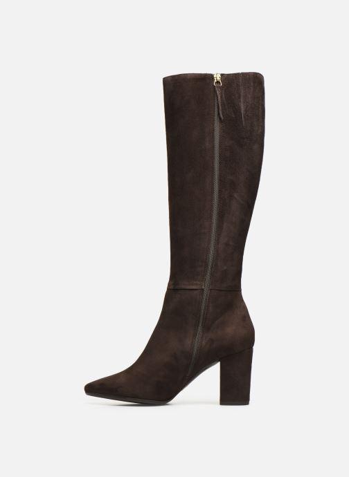 Støvler & gummistøvler L.K. Bennett Sirena Brun se forfra