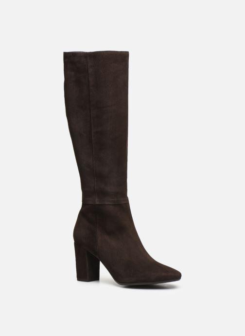 Støvler & gummistøvler L.K. Bennett Sirena Brun detaljeret billede af skoene