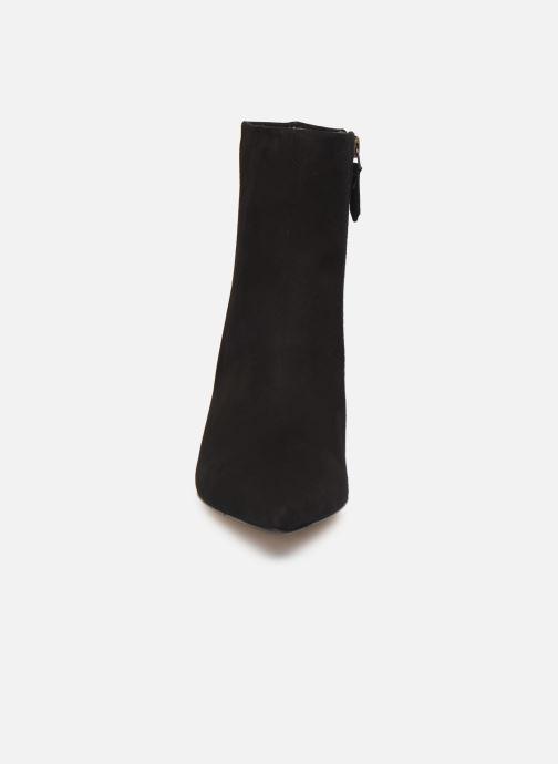 Bottines et boots L.K. Bennett Tamara Noir vue portées chaussures