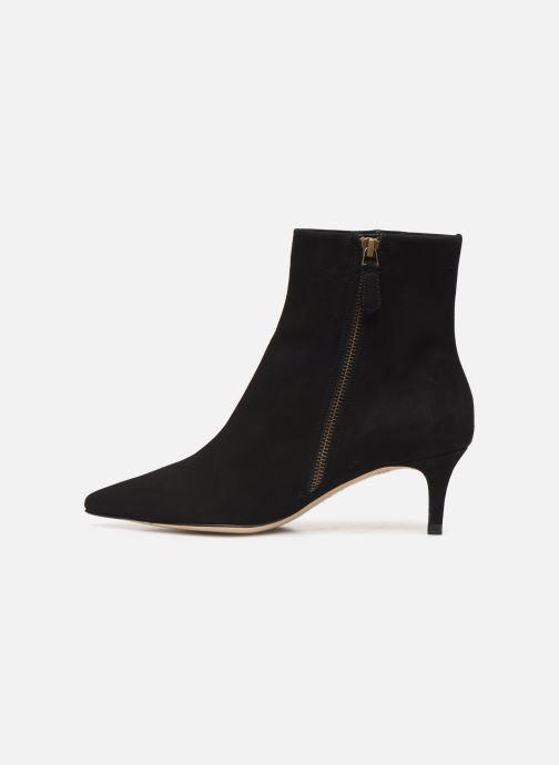 Bottines et boots L.K. Bennett Tamara Noir vue face