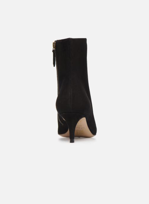 Bottines et boots L.K. Bennett Tamara Noir vue droite