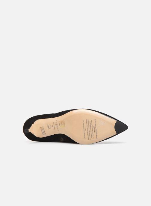 Bottines et boots L.K. Bennett Tamara Noir vue haut
