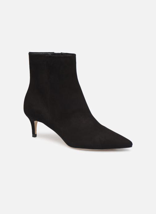 Bottines et boots L.K. Bennett Tamara Noir vue détail/paire