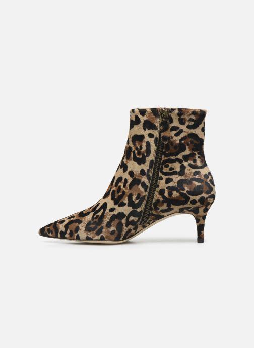 Boots en enkellaarsjes L.K. Bennett Tamara Beige voorkant