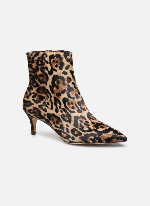 Bottines et boots L.K. Bennett Tamara Beige vue détail/paire