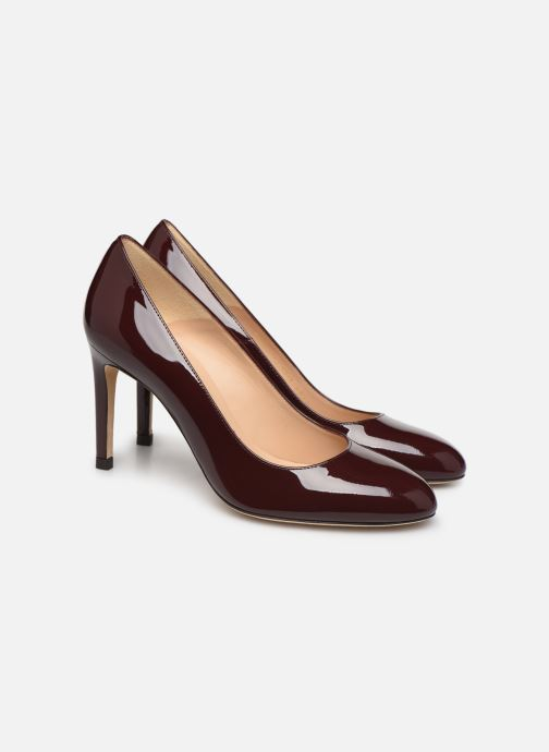 Zapatos de tacón L.K. Bennett Whitney Vino vista 3/4