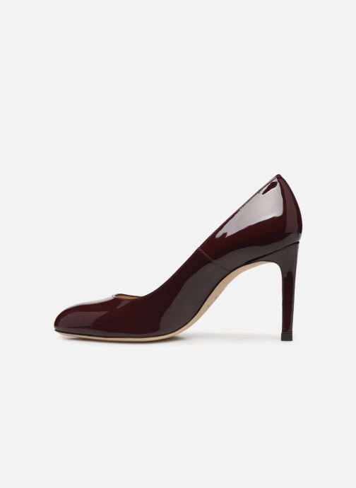 Zapatos de tacón L.K. Bennett Whitney Vino vista de frente