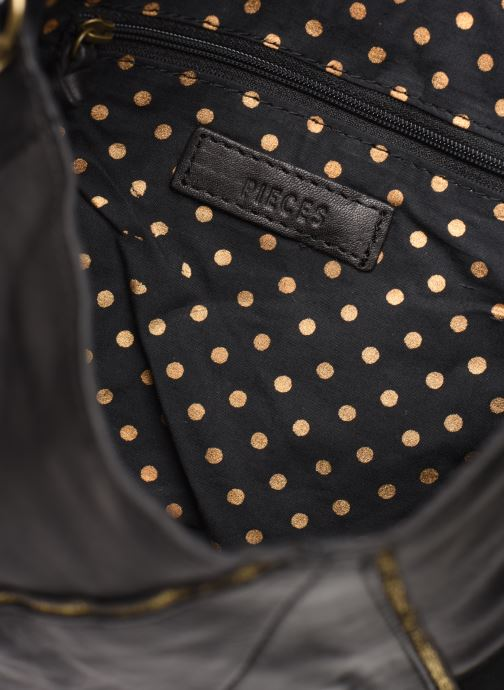 Sacs à main Pieces Hiromi Leather Crossbody Noir vue derrière