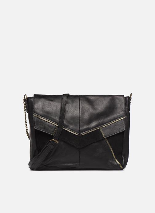 Sacs à main Pieces Hiromi Leather Crossbody Noir vue détail/paire