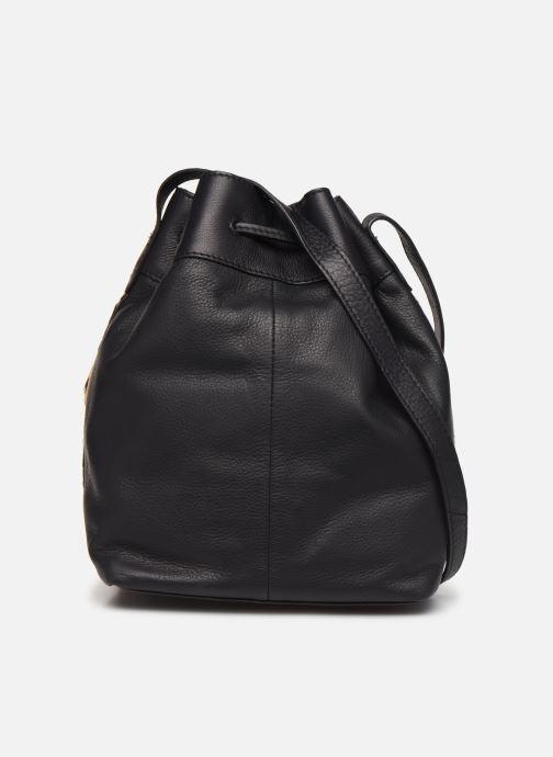 Bolsos de mano Pieces Illen Tighten Bag Marrón vista de frente