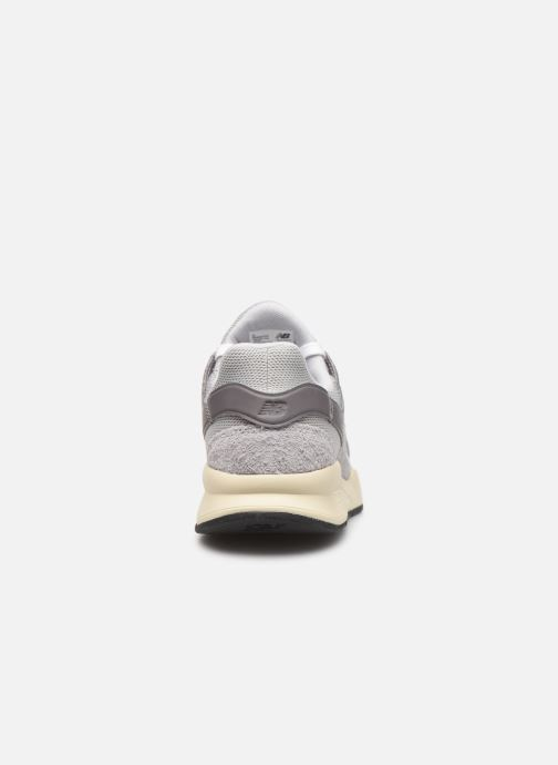 Trainers New Balance MS247 D Grey view from the right
