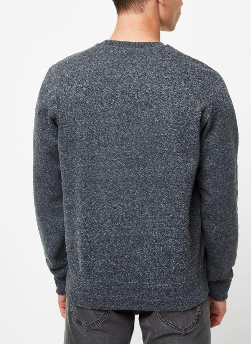 Kleding Champion Crewneck sweatshirt Grijs model