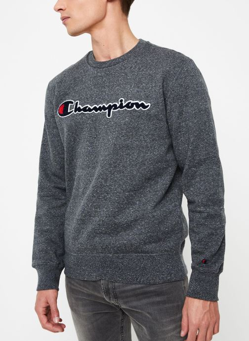 Kleding Champion Crewneck sweatshirt Grijs rechts